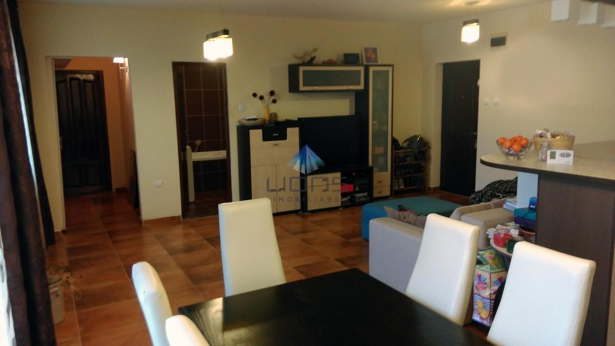 Apartament 2 camere, finisat, mobilat, utilat de vanzare in Marasti