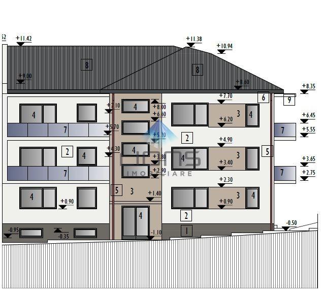 Apartament 3 camere de vanzare in Buna Ziua