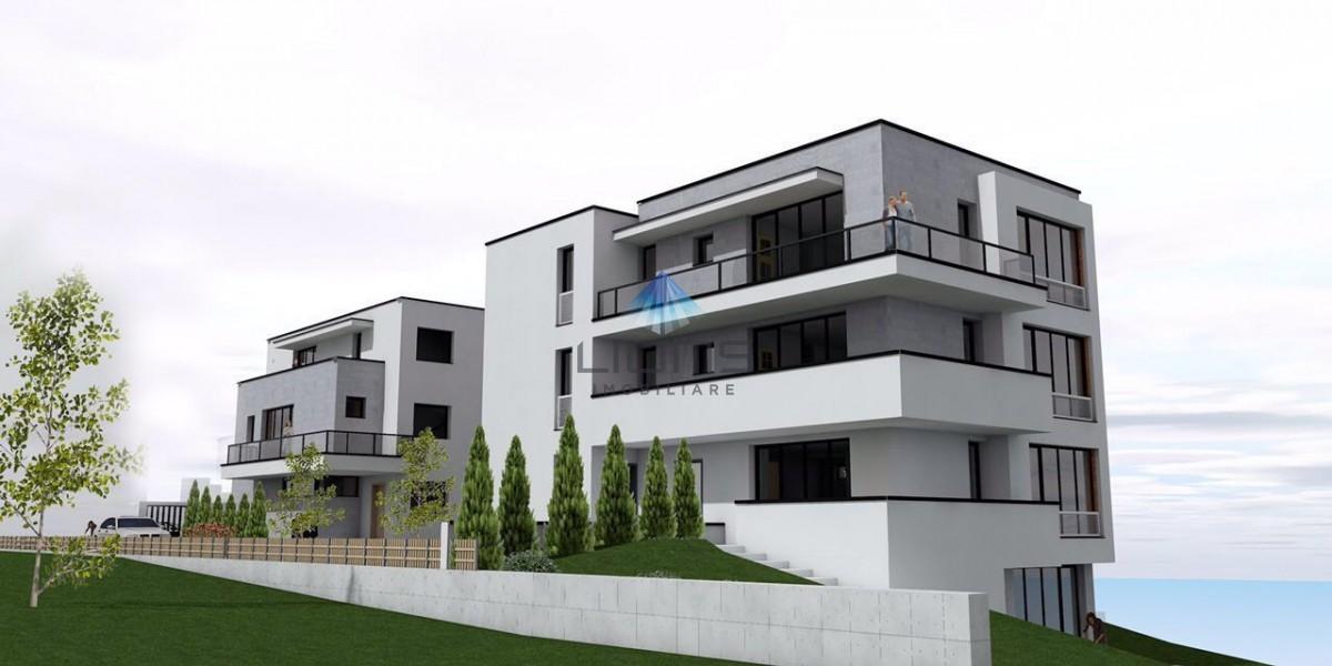 Apartament 3 camere cu gradina de vanzare in Manastur