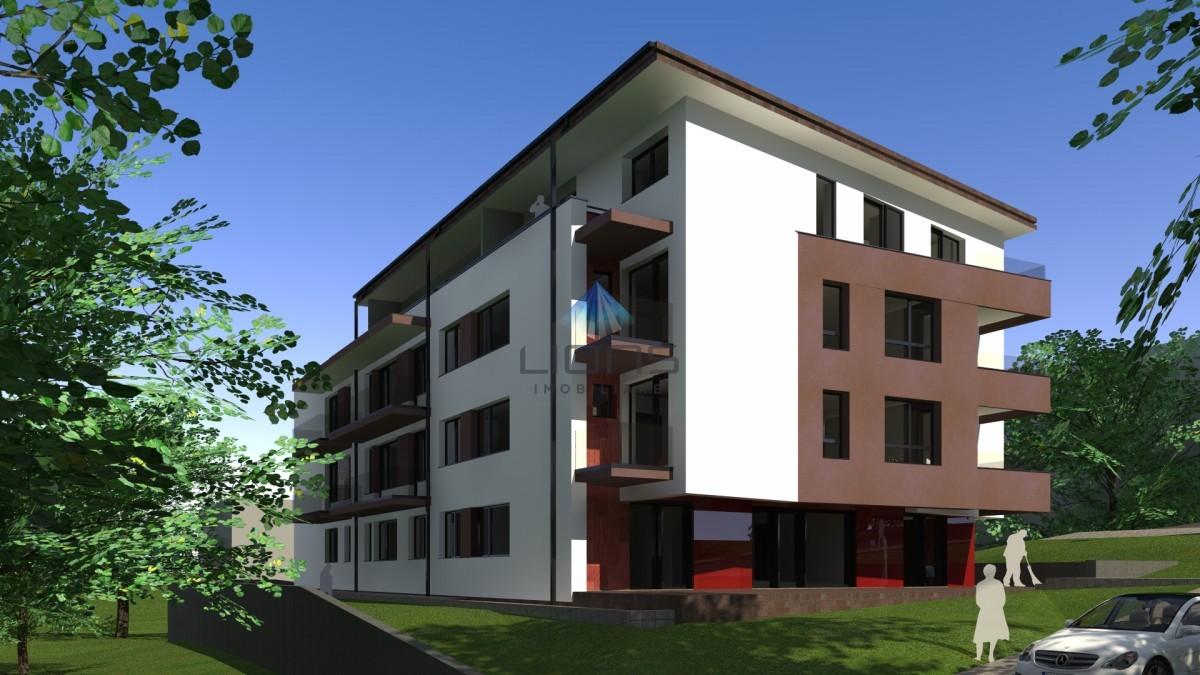 Apartament 3 camere de vanzare in Borhanci