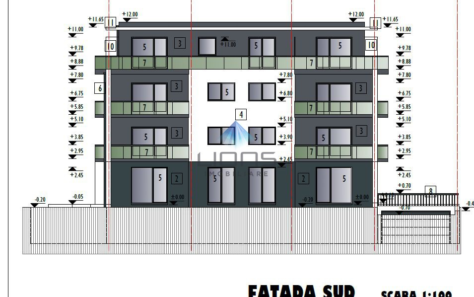 Apartamente de 2 camere de vanzare in Buna Ziua