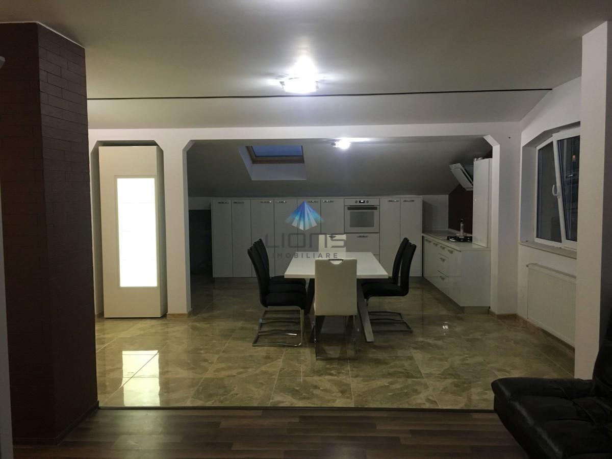 Apartament 3 camere de inchiriat in Plopilor