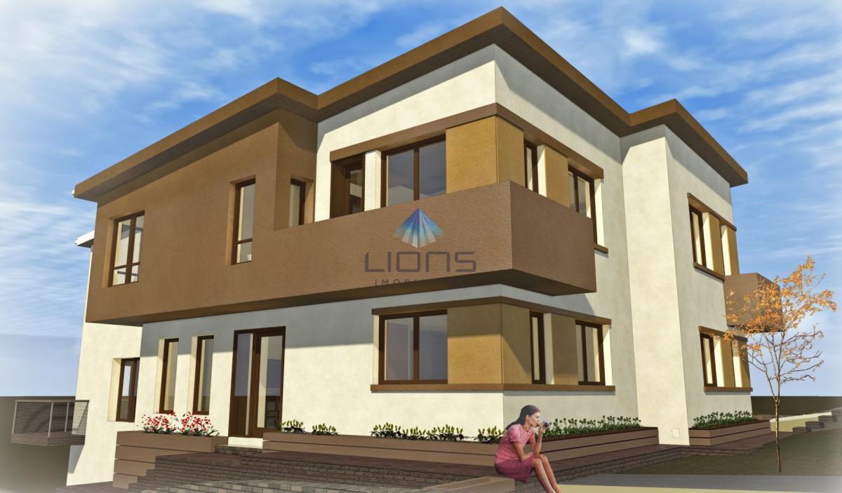 Vila 5 camere de vanzare in Manastur
